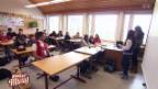 Video «Sennsationell: Schulvortrag» abspielen