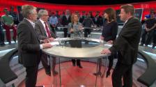 Video «Mehr Schweizer Waffen ins Ausland?» abspielen