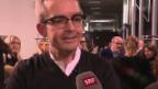 Video «Albert Kriemler: Der Akris-Modeschöpfer präsentiert in Paris» abspielen