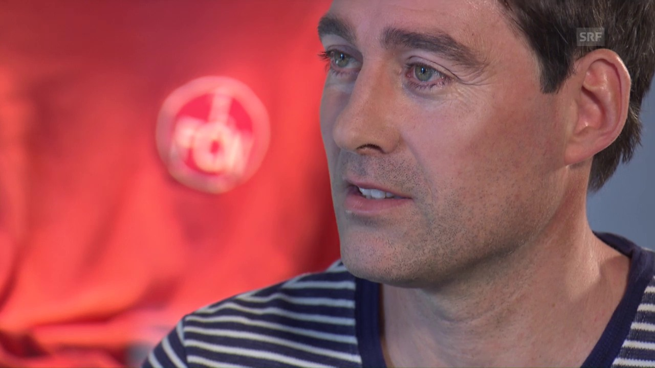 Interview mit Nürnberg-Coach René Weiler