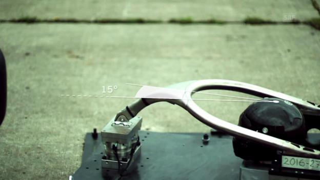 Video «Neuer F1-Cockpitschutz «Halo» als Streitobjekt» abspielen