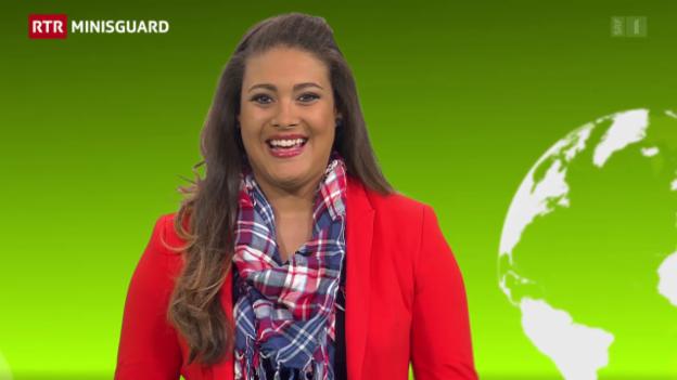 Laschar ir video «Minisguard dals 12.09.2015»