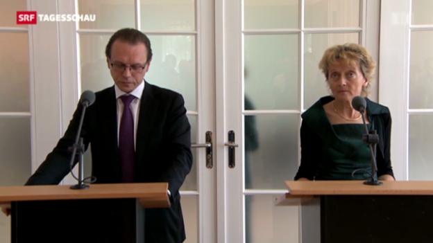 Video «Unterschiedliche Tempi im EU-Steuerstreit» abspielen