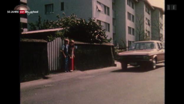 Video «Archivperle: Warte, luege, lose, laufe – 1971» abspielen