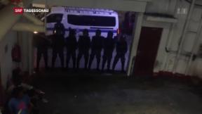 Video «Politische Krise auf den Malediven» abspielen