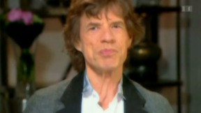 Video «Mick Jagger: Happy Birthday zum Siebzigsten» abspielen