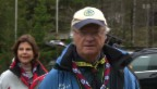 Video «Royal: König Carl Gustaf bei den Pfadis» abspielen