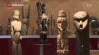 Video «Rückgabe von Kunstwerken aus der Kolonialzeit» abspielen
