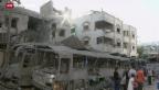 Video «Gaza-Krieg neu entflammt» abspielen
