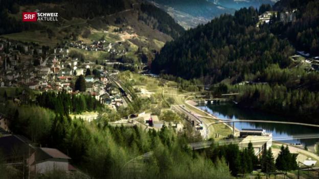 Video «Schweiz aktuell vom 09.05.2018» abspielen