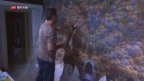 Video «Aufstrebende Künstler in Saudi-Arabien» abspielen