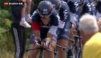 Video «Schweizer Jubel an der Tour de France» abspielen
