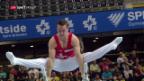 Video «Schweizer Turner überzeugen in der EM-Quali» abspielen