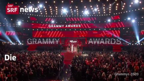 «Grammy Awards» finden wegen Corona neu Mitte März statt