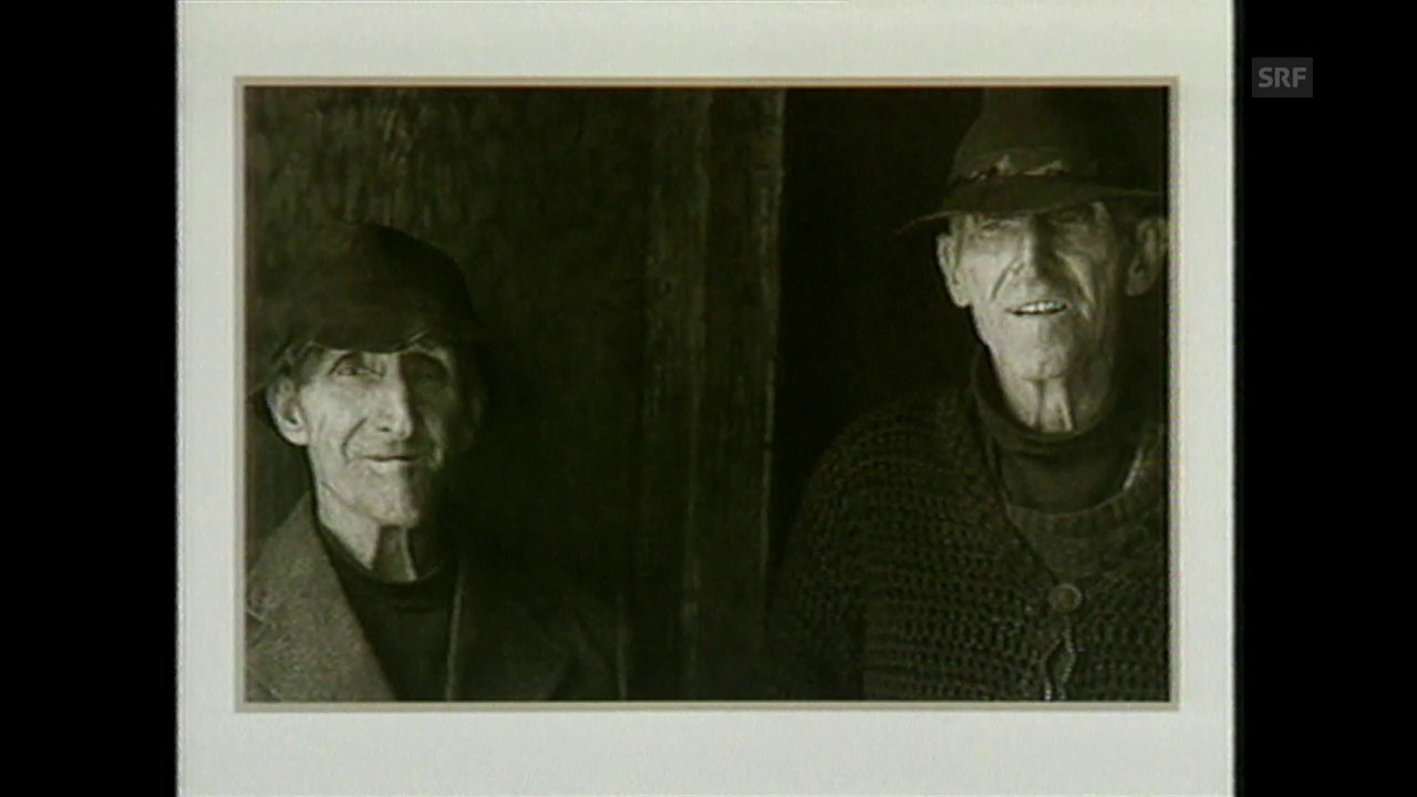 Porträt von Marcel Imsand (RTS, 8.12.1998)