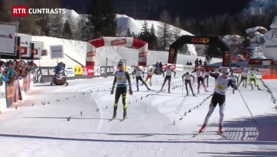 Il Maraton da skis engiadinais 2014