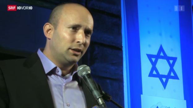 Video «Israel vor wichtigen Wahlen» abspielen
