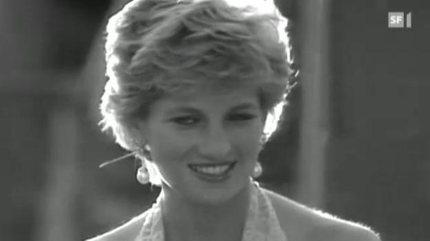 Video «15. Todestag von Lady Di» abspielen