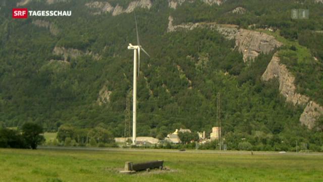 Windenergie in der Schweiz