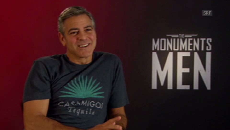 George Clooney über Joel Basman