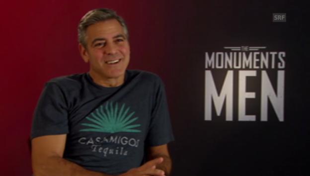 Video «George Clooney über Joel Basman» abspielen