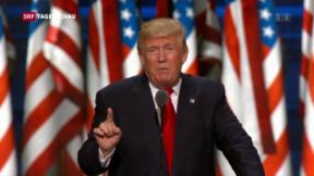 Video «Trump offizieller Kandidat der Republikaner» abspielen