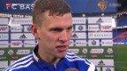 Video «Fussball: Basels Vorfreude auf das CL-Spiel gegen Real Madrid» abspielen