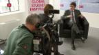 Video «Puigdemont in Genf» abspielen