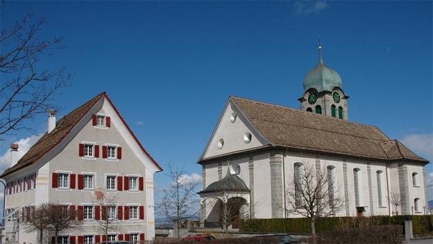 Glockengeläut der Kirche St. Jakob in Feusisberg