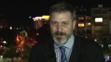 Video «Georg Häsler: «Heimlicher Sieger ist die Oppositionsbewegung»» abspielen