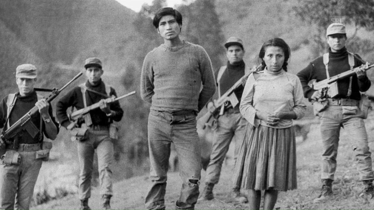 1980 nimmt der Sendero den bewaffneten Kampf auf