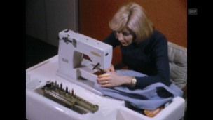 Video «Modetipp: Latzhosen recyclen (1974)» abspielen