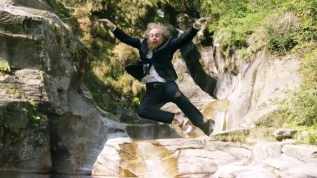 Video «Ausschnitte aus Schweizer Tourismus-Spots» abspielen
