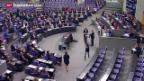 Video «Deutschland beschliesst Militäreinsatz in Syrien» abspielen