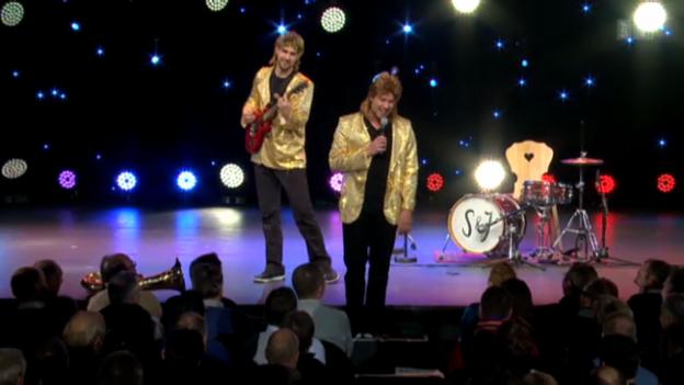 Video ««Divertimento» als Schlagermusiker» abspielen