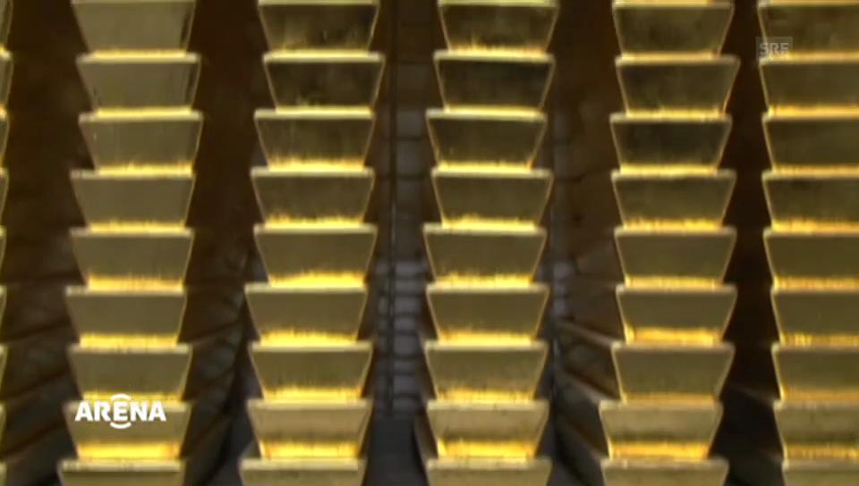 Die Gold-Initiative kurz erklärt