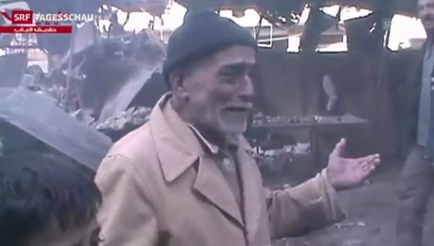 Video «Fassbomben kosten 20 Menschen das Leben» abspielen