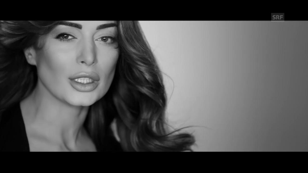 Armenien: Iveta Mukuchyan, «Love Wave»