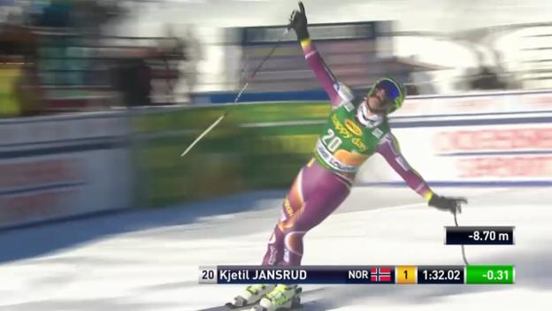 Video «Ski: Der Aufstieg Kjetil Jansruds» abspielen