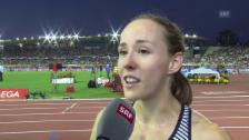 Video «Selina Büchel: «Ich wusste, dass ich in Form bin»» abspielen