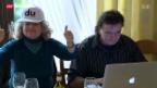 Video «Parlamentswahlen im Fürstentum Liechtenstein» abspielen