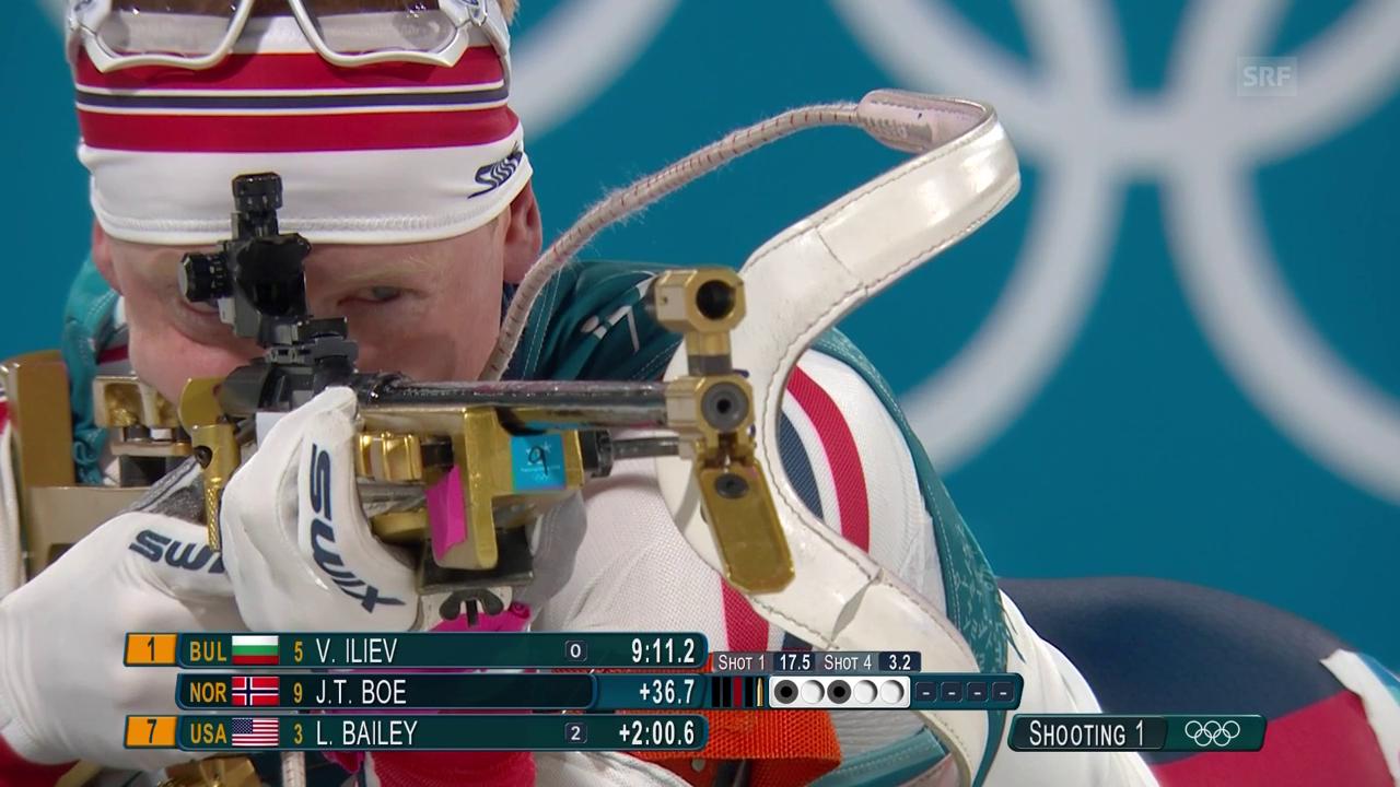 Gold für Bö – Weger starker 6.