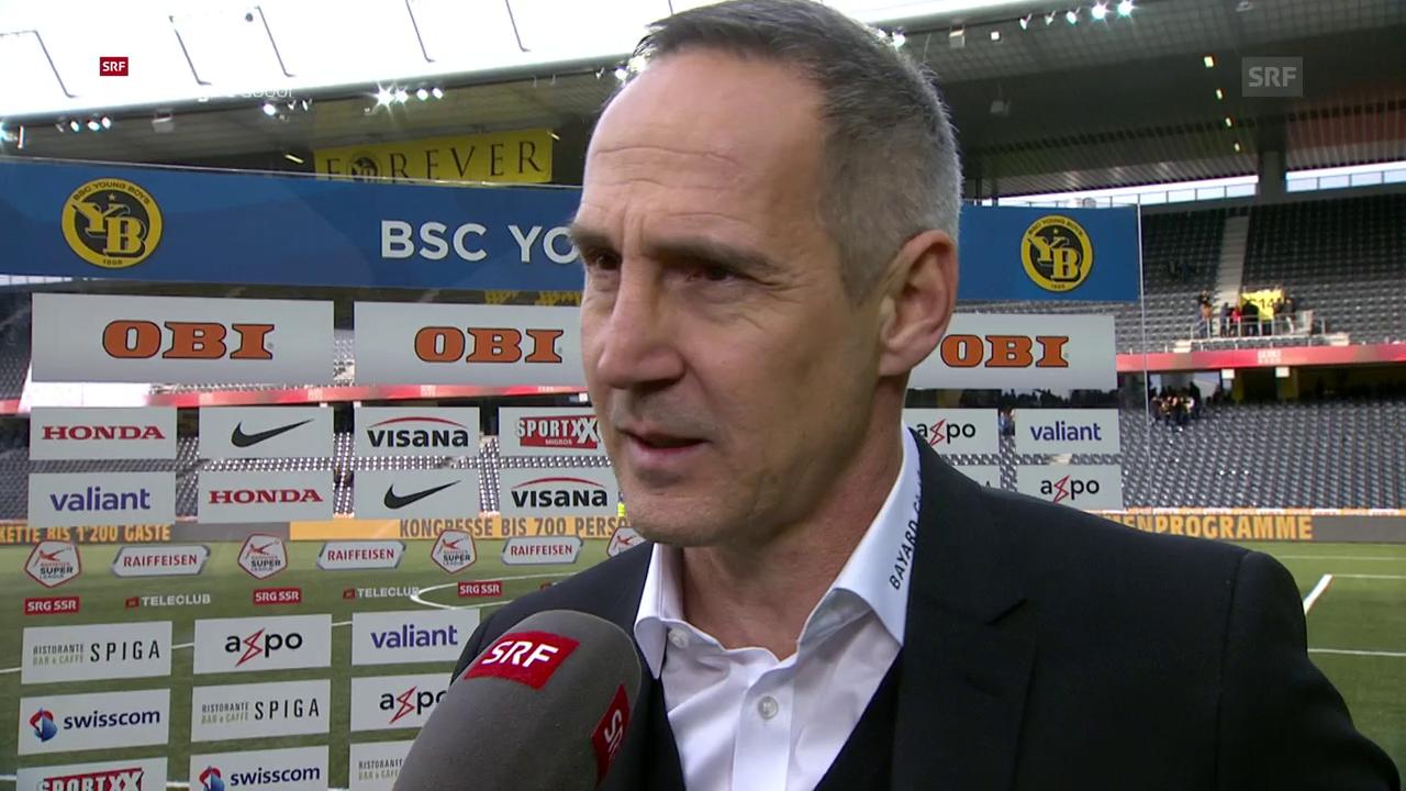 Hütter: «Basel traf hin und wieder die falsche Entscheidung»