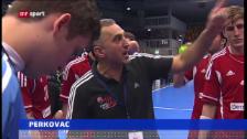 Video «Perkovac nicht mehr Handball-Nati-Trainer («sportaktuell»)» abspielen