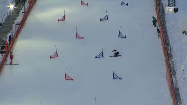 Thomas Bucheli auf den Skiern