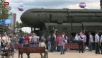 Video «Russlands Armee zeigt, was sie drauf hat» abspielen