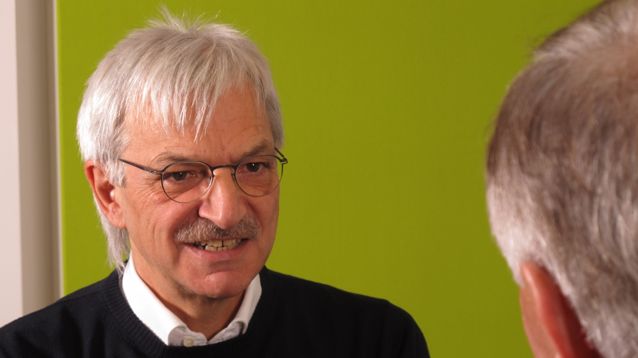 Interview Peter Eisenhut (15.01.2016)