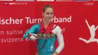 Video «Kunstturnen: Schweizermeisterschaft in Widen, Gerätefinals» abspielen