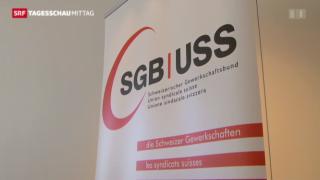Video «SGB gegen Renten-Modell der SBB» abspielen