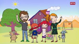 Laschar ir video «Episoda 1: La famiglia Babulin - Sutsilvan»